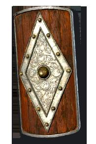 Diablo 2 Tower Shield