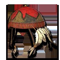 Diablo 2 War Bonnet Cap