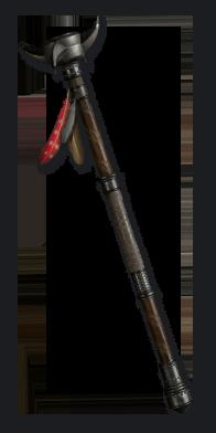 Diablo 2 War Staff