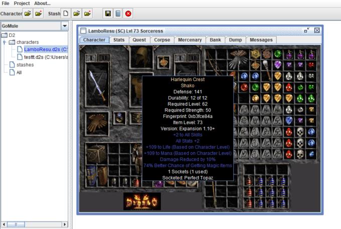 GoMule Diablo 2 Resurrected