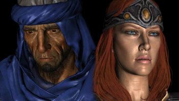 Diablo 2 Resurrected NPCs Up Close