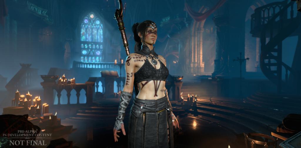 Diablo 4 Development Update - 30 June 2021