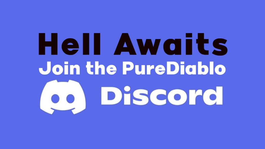 PureDiablo Discord