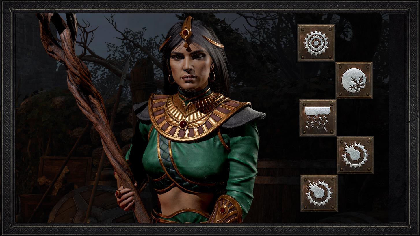 Diablo 2 Sorceress Guide