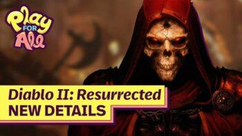 Rod Fergusson Diablo 2 Resurrected Interview