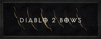 Diablo 2 Bows