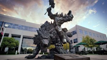 Activision Blizzard staff walkout today