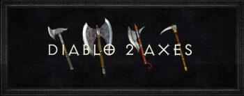 Diablo 2 axes