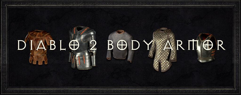 Diablo 2 Body Armor