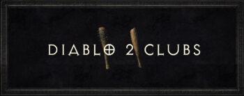 Diablo 2 clubs