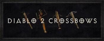 Diablo 2 crossbows