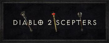 Diablo 2 scepters