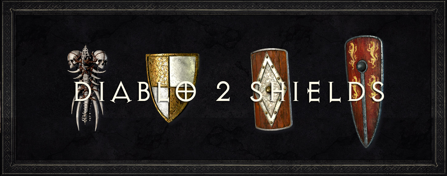 Diablo 2 Shields