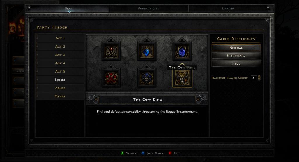 Blizzard details Diablo 2 Resurrected console features