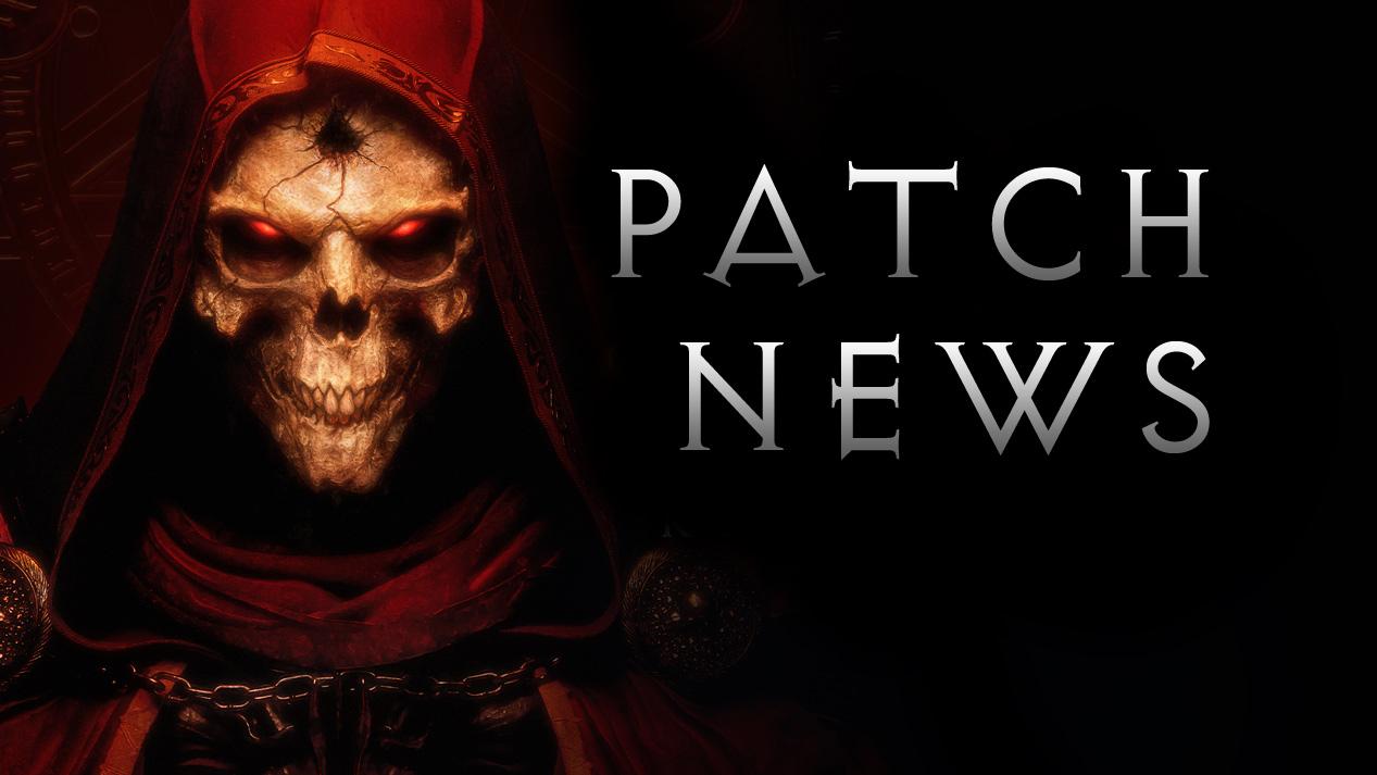 Diablo 2 Resurrected Patch 9.24 released