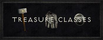 Diablo 2 Treasure Classes