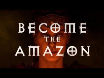 Diablo 2 Resurrected Amazon trailer stabs a lot