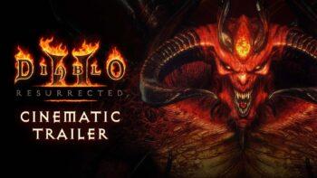 Diablo 2 Resurrected Cinematic Trailer