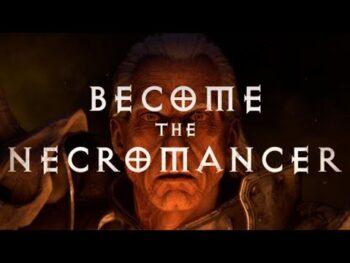Diablo 2 Resurrected Necromancer Trailer