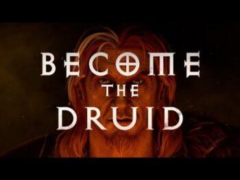 Druid Class trailer