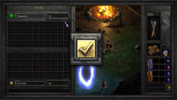 Diablo 2 Resurrected Trading Marketplace opens with new features